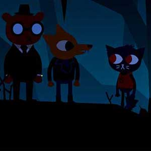 Night in the Woods Scénario