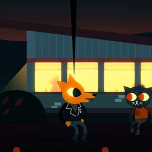 Night in the Woods Greg