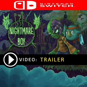 Nightmare Boy Nintendo Switch en boîte ou à télécharger