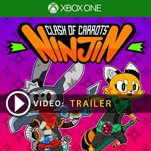 Acheter Ninjin Clash of Carrots Xbox One Comparateur Prix