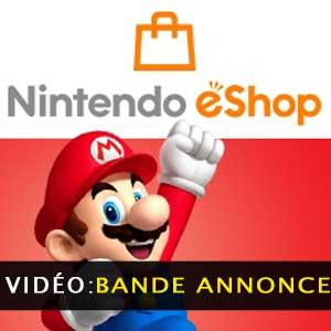 Nintendo eShop Cards Bande-annonce vidéo