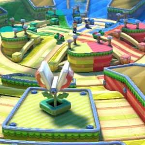 Nintendo Land Nintendo Wii U Parc d'attractions