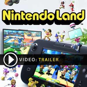 Nintendo Land Nintendo Wii U en boîte ou à télécharger