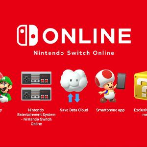 Nintendo Switch Online Caractéristiques