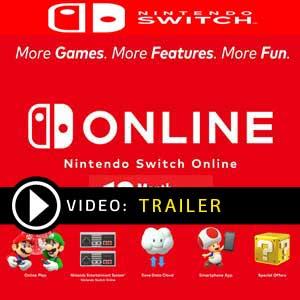 Nintendo Switch Online 12 Mois Nintendo Switch en boîte ou à télécharger