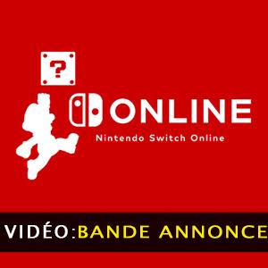 Nintendo Switch Online Bande-annonce Vidéo