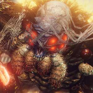 Nioh 2 The Complete Edition araignée géante