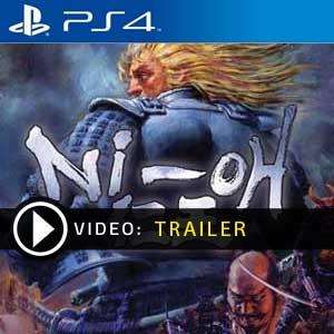 Nioh PS4 en boîte ou à télécharger