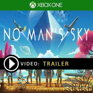 No Man's Sky Xbox One en boîte ou à télécharger