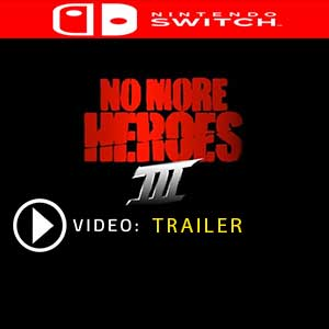 No More Heroes 3 Nintendo Switch Prices Digital or Box Edition