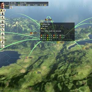 Nobunagas Ambition Sphere of Influence Carte