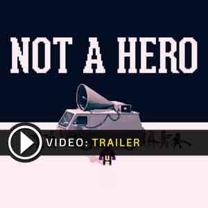Acheter Not a Hero Clé Cd Comparateur Prix