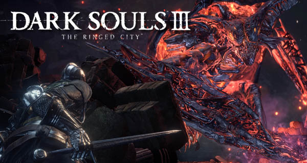 Mise à jour Dark Souls 3 Ringed City