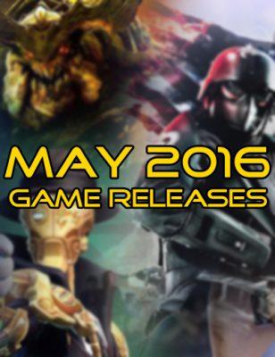 Sorties Jeux Vidéos Mai 2016 : Battleborn, Overwatch, DOOM, et plus encore !
