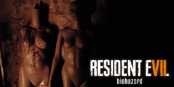 Resident Evil 7 Teaser Trailer