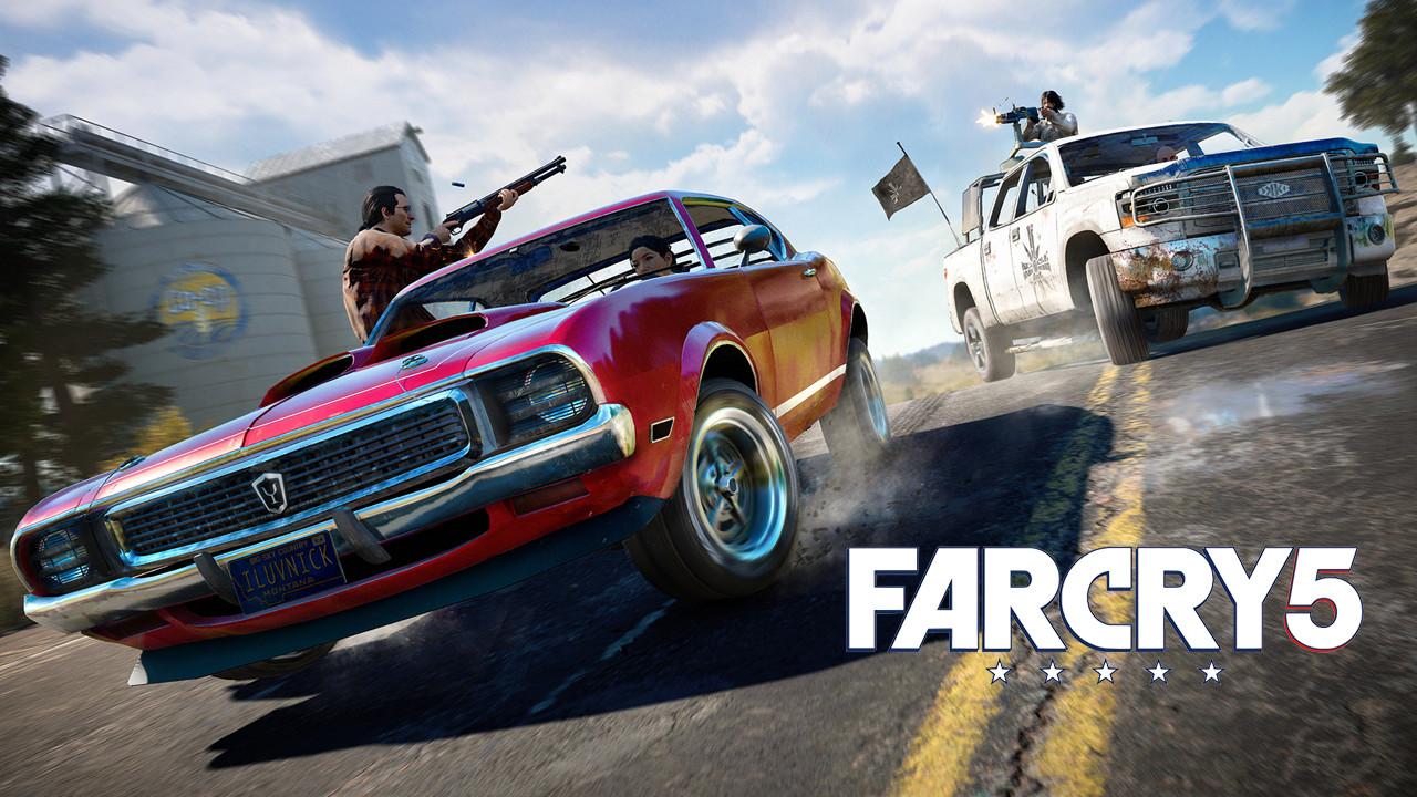 Far Cry 5 Résistance