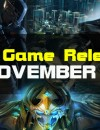 sorties de jeux vidéo de Novembre 2015