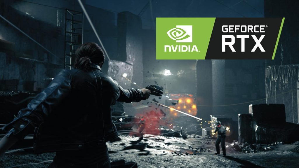 NVIDIA RTX Gamescom 2019