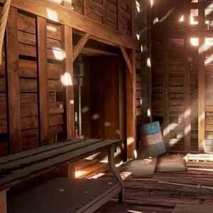 Vieille maison en bois