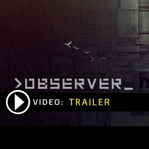 Buy Observer CD Key Compare Prices