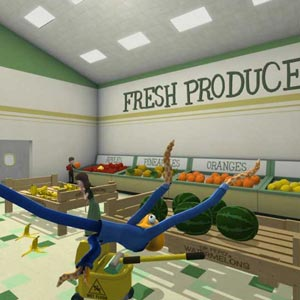 Octodad Dadliest Catch Gameplay