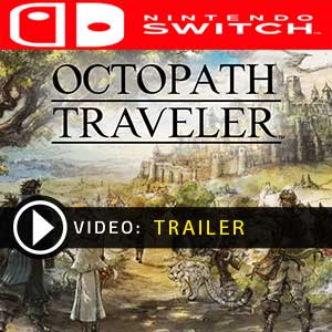 Acheter OCTOPATH TRAVELER Nintendo Switch comparateur prix