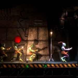 Oddworld New N Tasty - Mudokons!