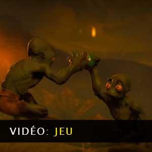 Oddworld Soulstorm Vidéo de gameplay