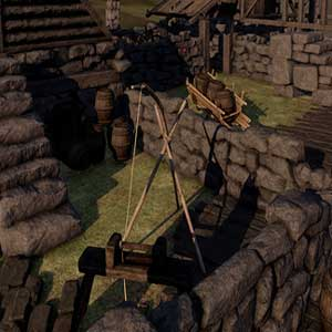 Outpost dans Of Kings And Men