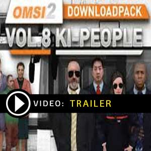 Buy OMSI 2 Add-on Downloadpack Vol. 8 KI-People CD Key Compare Prices