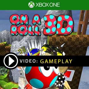 On A Roll 3D Xbox One en boîte ou à télécharger