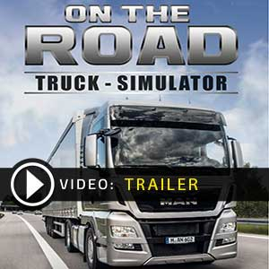 Acheter On The Road Truck Simulator Clé Cd Comparateur Prix