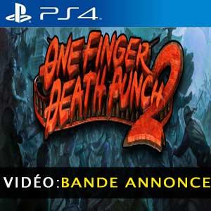 OOne Finger Death Punch 2 Bande-annonce Vidéo