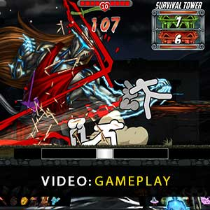 One Finger Death Punch 2 Gameplay Video