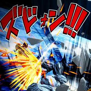 One Piece Burning Blood Gameplay