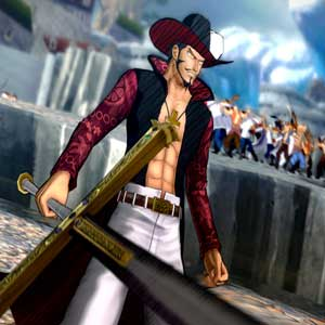 One Piece Burning Blood Mihawk