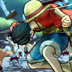 One Piece Pirate Warriors 3 PS4 Luffy