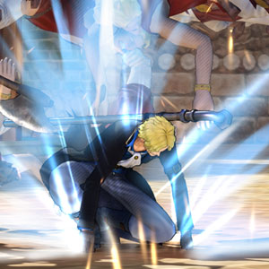 One Piece Pirate Warriors 3 Sanji