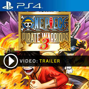 One Piece Pirates Warriors 3 PS4 en boîte ou à télécharger