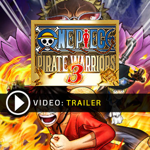 Acheter One Piece Pirate Warriors 3 Clé Cd Comparateur Prix