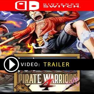 Acheter One Piece Pirate Warriors 4 Nintendo Switch comparateur prix