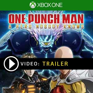 One Punch Man A Hero Nobody Knows Xbox One Prices Digital or Box Edition