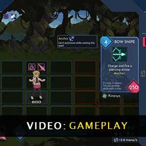 One Step From Eden Nintendo Switch Vidéo de gameplay
