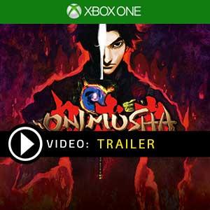 Onimusha Warlords Xbox One en boîte ou à télécharger