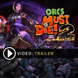 Acheter Orcs Must Die 2 Clé CD Comparateur Prix