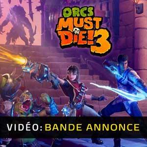 Orcs Must Die 3 Bande-annonce Vidéo