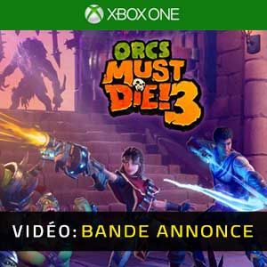 Orcs Must Die 3 Xbox One Bande-annonce Vidéo