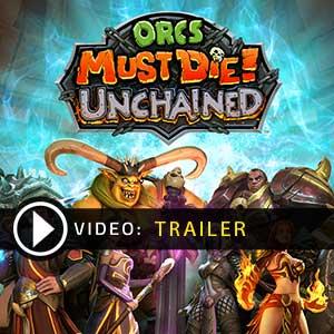 Acheter Orcs Must Die Unchained Clé Cd Comparateur Prix