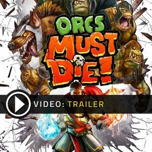 Acheter Orcs Must Die Clé CD Comparateur Prix
