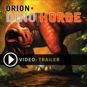 Acheter Orion Dino Horde Clé Cd Comparateur Prix